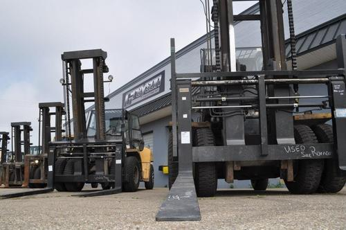 Greyson Equipment Buys and Sells Used Forklifts