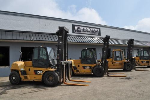 Buy Pre-owned Forklifts From Greyson Equipment